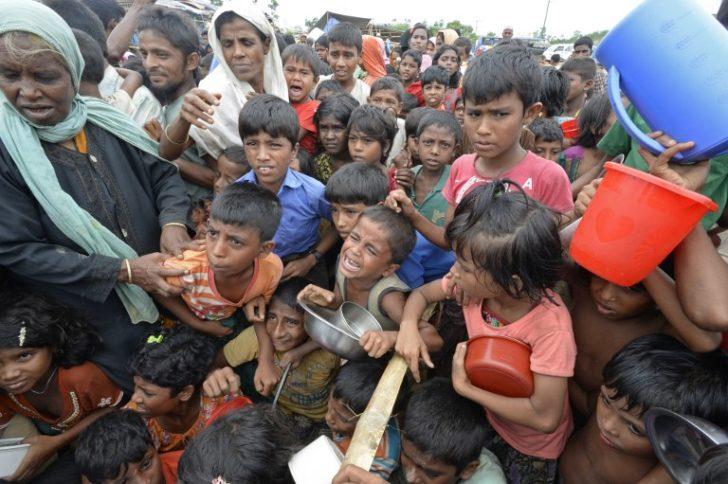 วิกฤต! ยูนิเซฟ เตือนเด็กชาวโรฮีนจาในค่ายผู้อพยพ เสี่ยงตายด้วยภาวะขาดสารอาหาร