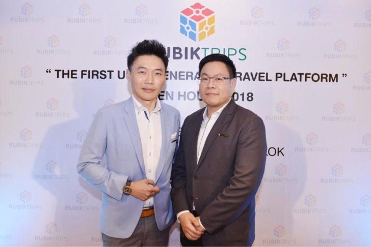 น้องใหม่ RubikTrips สู้ศึก OTA ดึงนักท่องเที่ยวจีนเข้าไทย