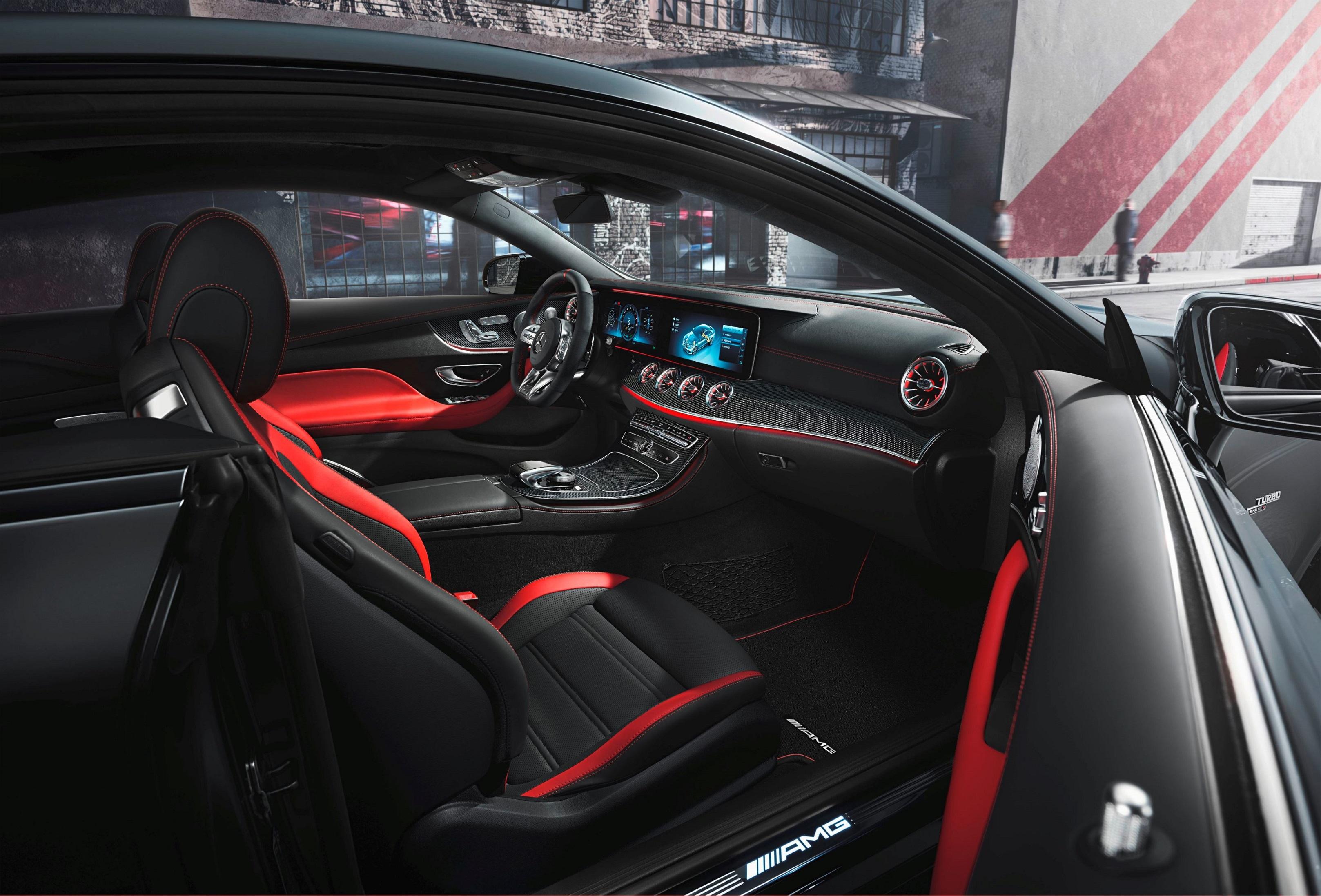 """""""เบนซ์"""" ส่ง AMG E53 4MATIC+Coupe และ CLS 53 4MATIC+รุ่นประกอบในประเทศลุยตลาด"""