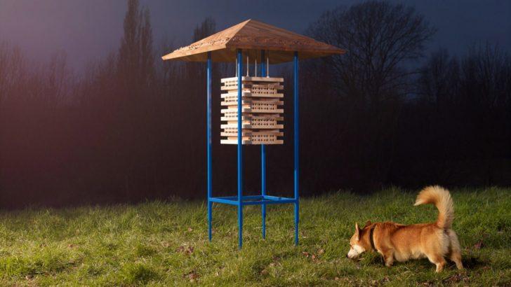 IKEA จับมือสถาปนิกชื่อดังเปลี่ยนเฟอร์นิเจอร์เป็นบ้านของเหล่าสัตว์น้อยในป่าใหญ่