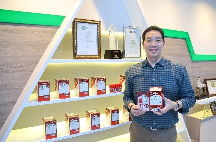 T.man Pharma ส่งนวัตกรรมสินค้าเพื่อสุขภาพ ส่งเสริมคนไทยลด ละ เลิกบุหรี่ ด้วย Zigaless สเปรย์เลิกบุหรี่สมุนไพรจากธรรมชาติ