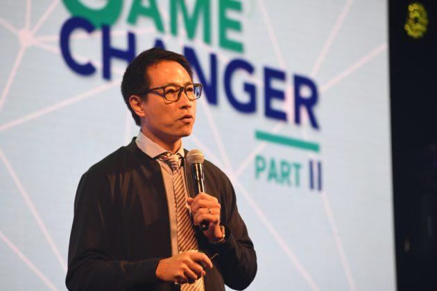 """ประมวลภาพ สัมมนาแห่งปี """"GAME CHANGER เกมใหม่ เปลี่ยนอนาคต"""" 43 ปีประชาชาติธุรกิจ"""