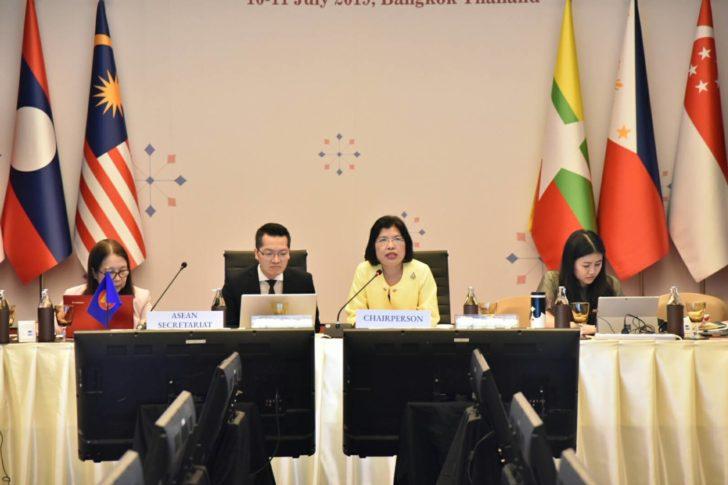 สภาธุรกิจร่วมอาเซียนถกอำนวยความสะดวกทางการค้า 'ATF-JCC ' มั่นใจลดต้นทุนการค้าได้ 10% ในปี' 63