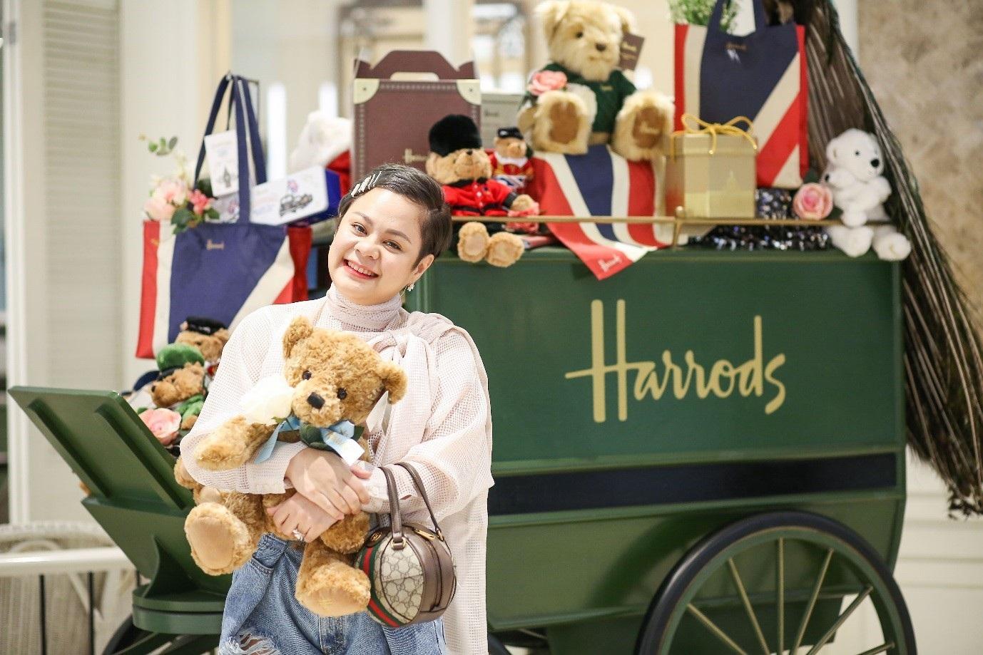 Harrods เปิดประสบการณ์กับ Dinning Destination ใจกลางเมือง