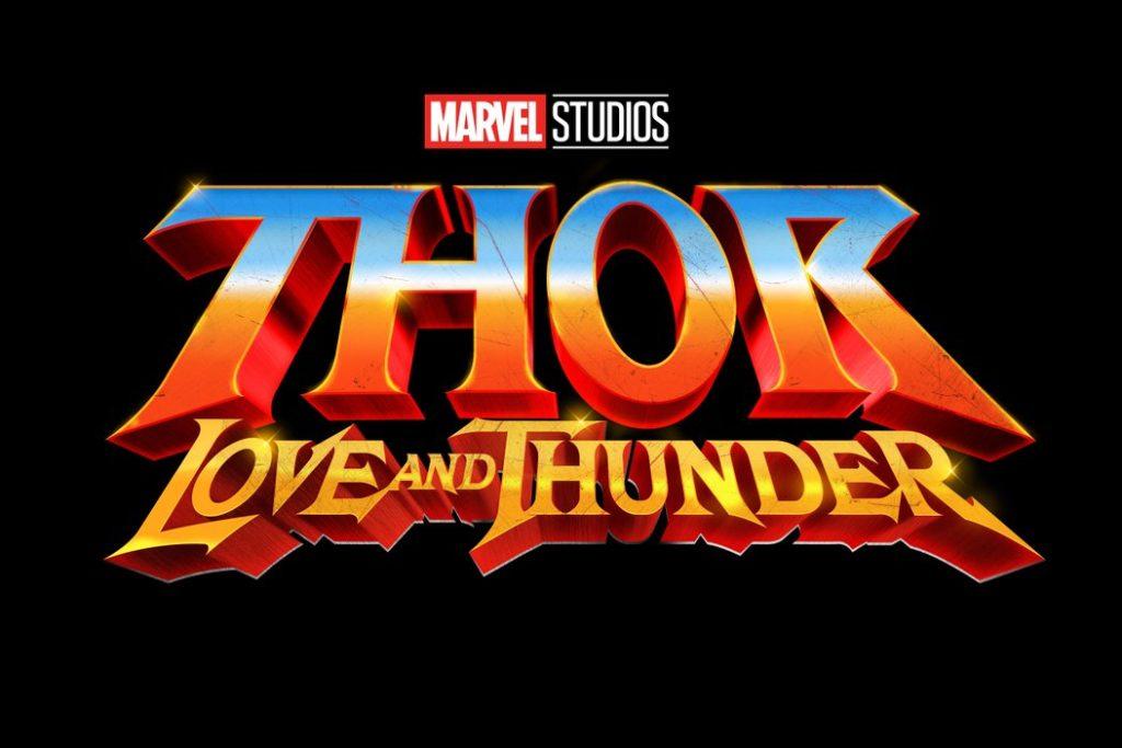กำหนดฉาย Thor: Love and Thunder ภาคใหม่