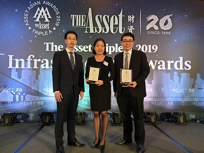 กสิกรไทย คว้า 2 รางวัลด้านวาณิชธนกิจแห่งปี จากThe Asset