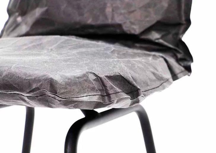 ดีไซเนอร์ญี่ปุ่นสร้างเก้าอี้จากกระดาษ ทนทาน แต่ย่อยสลายง่าย