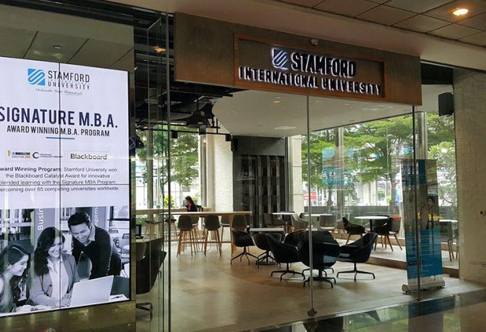 """ยักษ์ธุรกิจการศึกษาจีนบุกไทยปิดดีลซื้อ """"มหาวิทยาลัยนานาชาติแสตมฟอร์ด"""""""