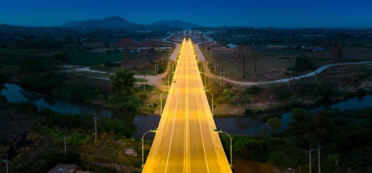 """""""ศักดิ์สยาม"""" แย้มไทย-พม่าเตรียมศึกษาผุด """"สะพานมิตรภาพแห่งที่3"""" รับค้าชายแดนพุ่ง"""