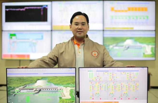"""โรงไฟฟ้าพลังน้ำไชยะบุรี พร้อมเดินเครื่องเต็มสูบ 29 ต.ค. ส่ง """"กฟผ."""" 95% เข้าระบบส่งไฟฟ้า """"สปป.ลาว"""" 5%"""