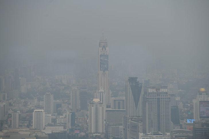 แนะแนวทางปฏิบัติตัว หลีกเลี่ยงป้องกันฝุ่น PM 2.5