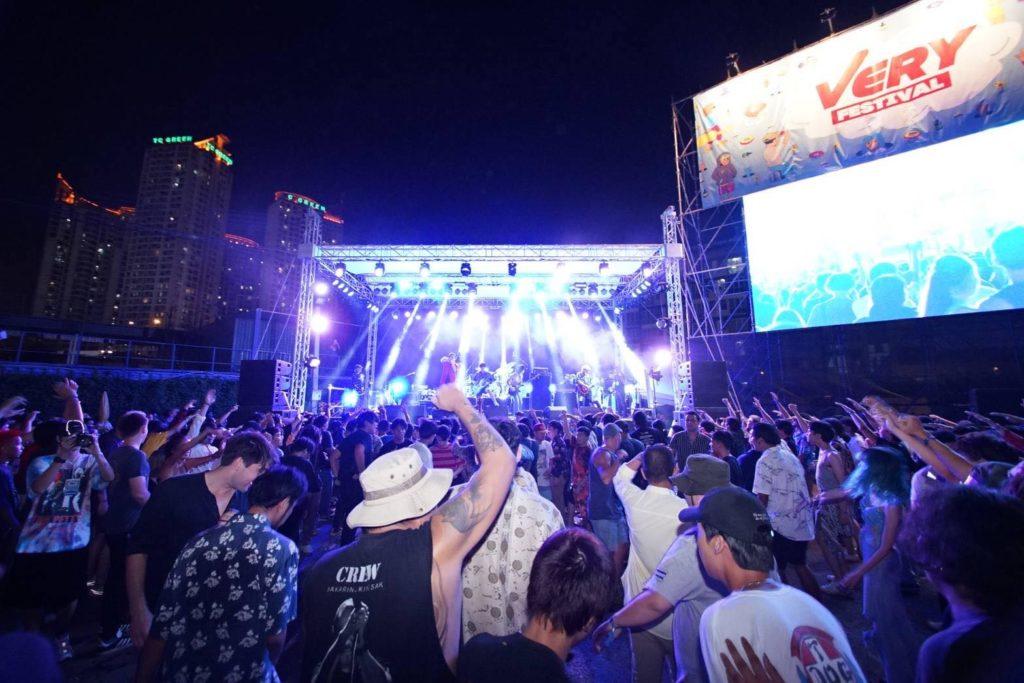 """Very Festival อีกหนึ่งเทศกาลดนตรีที่เป็น """"ตัวเลือกที่ดี"""" ของคนฟังเพลง"""