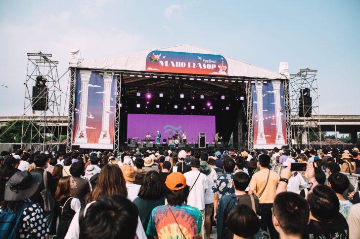 Maho Rasop Festival เทศกาลดนตรีที่เชื่อใจได้ว่าไม่มีผิดหวัง