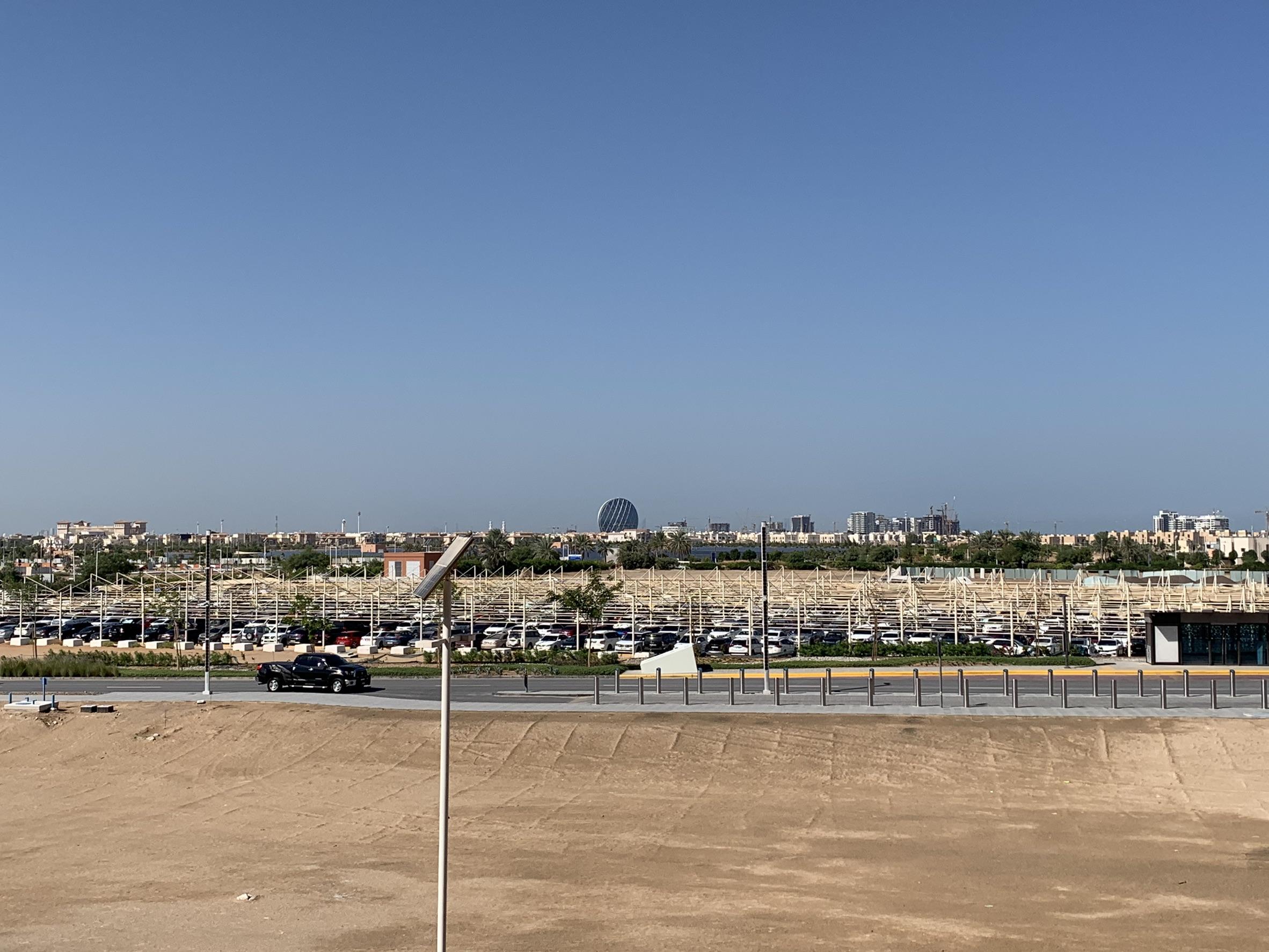 "UAE เสกทะเลทรายเป็นสมาร์ทซิตี้ ""Masda City"" รับเทรนด์พลังงานอนาคต"