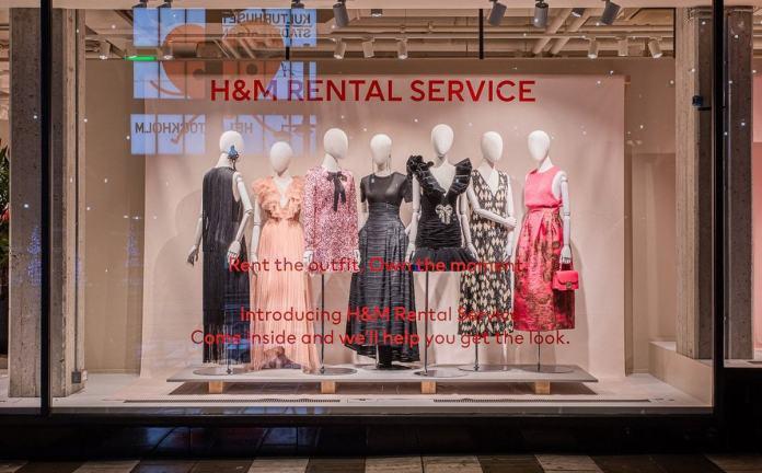 H&M ปิ๊งไอเดีย ผุดบริการ 'เช่าชุด' เอาใจแฟชั่นนิสต้า ยุคของมันต้องมี!