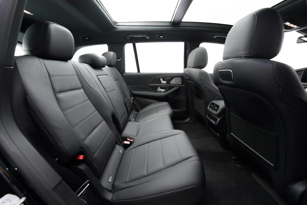 เมอร์เซเดส-เบนซ์ GLS 350 d 4MATIC AMG Premium เอสยูวีหรูหราสง่างาม