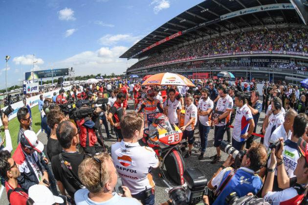 ประเทศไทยเปิดตัวบัตร MotoGP2020  สวยงาม ล้ำค่า น่าสะสม ถูกใจแฟนทั่วโลกแน่นอน