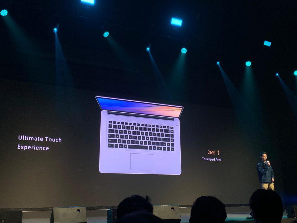 โน้ตบุ๊ก Huawei Mate book D15 ราคา 17,900 บาท
