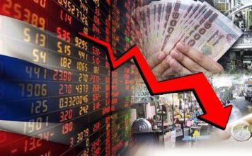 เศรษฐกิจไทย ติดลบ