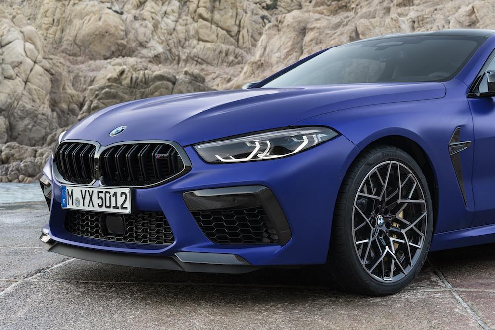 ภาพ BMW M8 Competition Coupe
