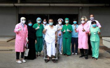 ทีมแพทย์-พยาบาล สงขลานครินทร์