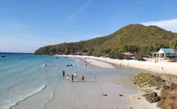 ทะเล ท่องเที่ยวไทย