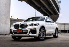 BMW เอ็กซ์4 M Sport อเนกประสงค์สไตล์คูเป้