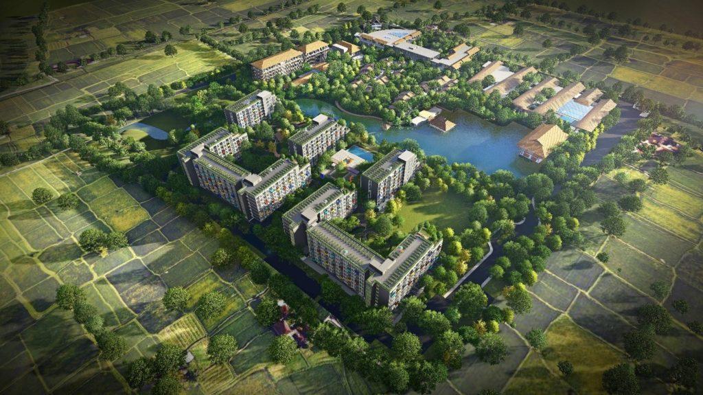 โครงการ Senior Complex