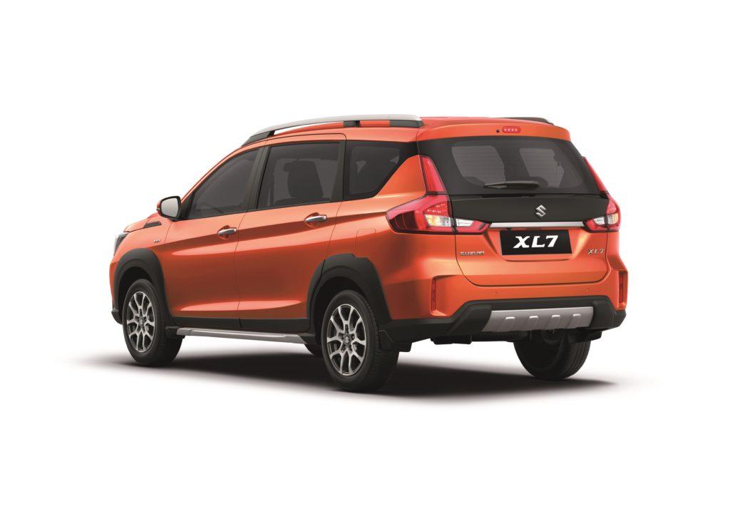 รูปภาพ Suzuki XL7 ใหม่
