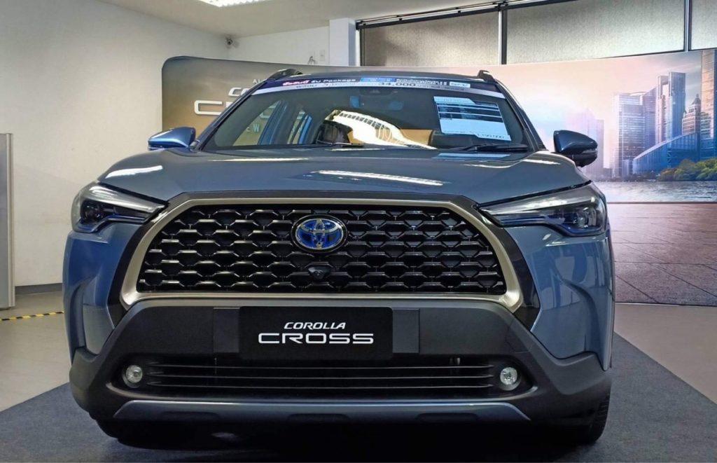เปิดตัว Toyota Cross ราคา
