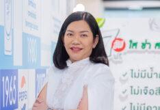 เพียงจิต ศรีประสาธน์ ผู้อำนวยการฝ่ายทรัพยากรบุคคล บริษัท ซันโทรีเป๊ปซี่โค เบเวอเรจ ประเทศไทย จำกัด