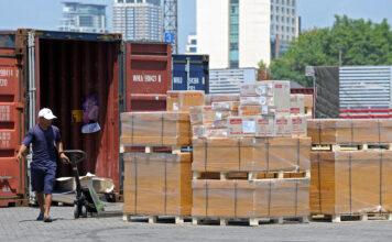 การส่งออกสินค้าไทย