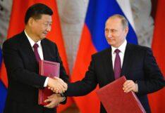 จีน-รัสเซีย