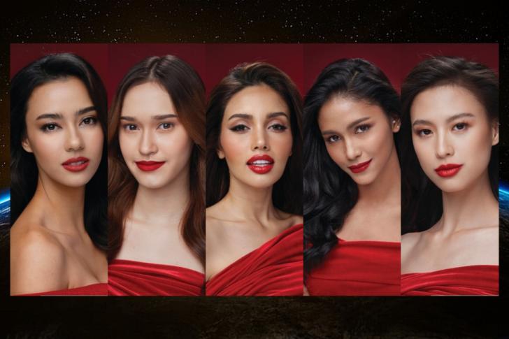 5 สาวงาม คว้า Golden Tiara การประกวด Miss Universe Thailand 2020