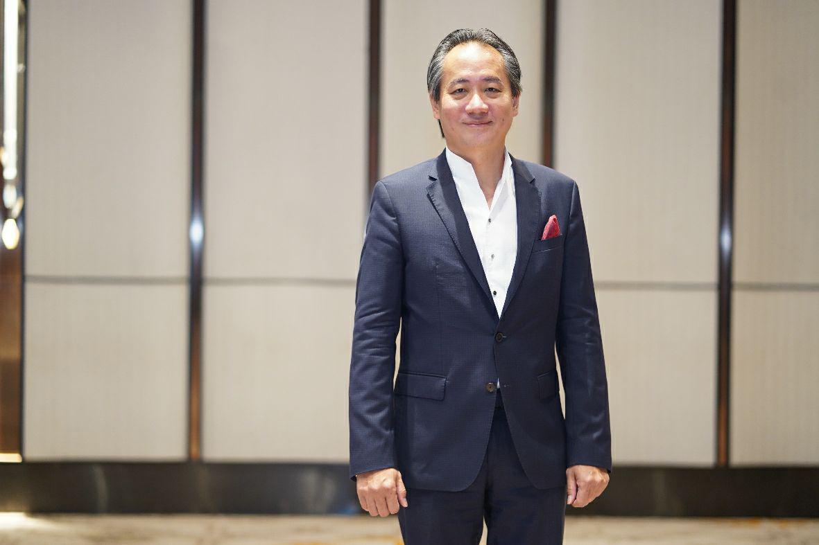 แซมมี่ คาโรลุส ผู้จัดการทั่วไป โรงแรมไฮแอท รีเจนซี่ กรุงเทพฯ สุขุมวิท