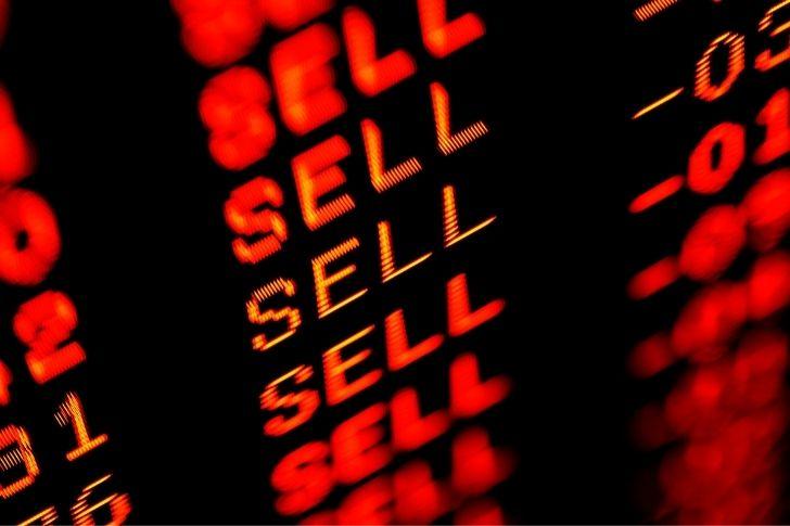 ตลาดหุ้นร่วง