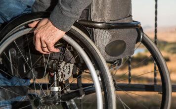 ผู้พิการ