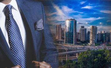 อสังหาริมทรัพย์-ตึก-นักธุรกิจ