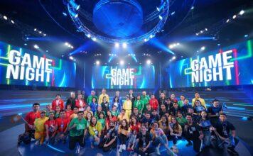 Olympic Game Night