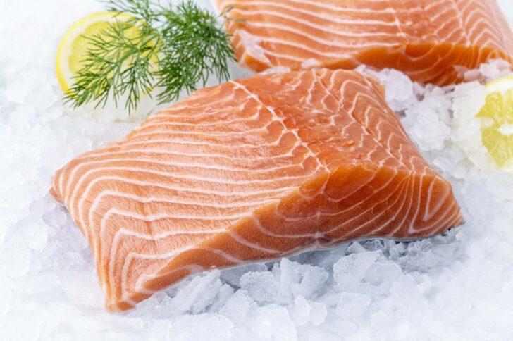 ปลาแซลมอน