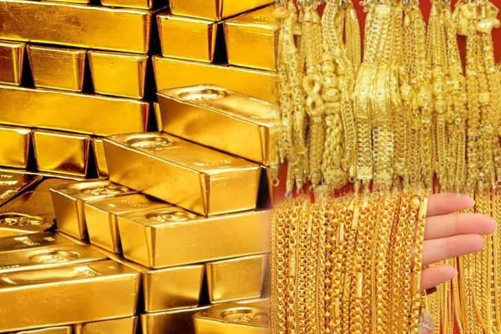 ทองคำ-ทองรูปพรรณ