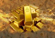 ทองคำ-Gold- ทองแท่ง-กราฟิก