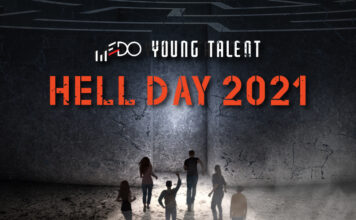 wedo young talent hell day