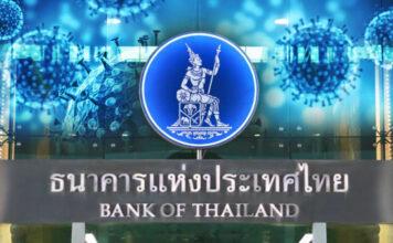 ธนาคารแห่งประเทศไทย แบงก์ชาติ