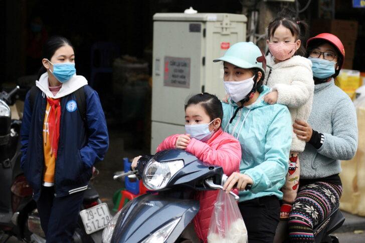 """เวียดนามได้รับวัคซีน """"โมเดอร์นา"""" จากสหรัฐ 2 ล้านโดส"""