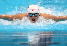 จากเด็กจีนถูกทิ้งสู่นักว่ายน้ำเหรียญทองโอลิมปิก