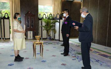 สมเด็จพระกนิษฐาธิราชเจ้า กรมสมเด็จพระเทพรัตนราชสุดา ฯ สยามบรมราชกุมารี