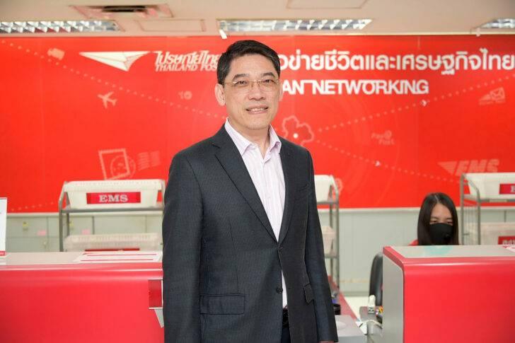 นายก่อกิจ ด่านชัยวิจิตร อดีตกรรมการผู้จัดการใหญ่ บริษัท ไปรษณีย์ไทย จำกัด หนึ่งในผู้สมัครด้านกิจการโทรคมนาคม