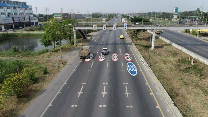 ผู้ใช้รถเฮ! 1 ก.ย. ทางหลวงเปิดเพิ่ม 6 เส้นทางวิ่ง 120 กม./ชม. – ยานยนต์