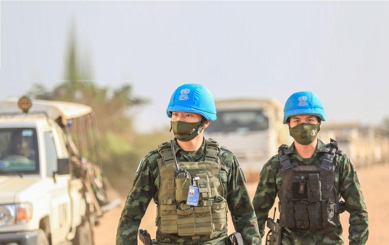สหประชาชาติ ขอบคุณไทย ส่งกองกำลังเข้าร่วมรักษาสันติภาพ – สังคม